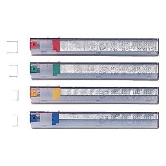 Obrázek produktu Drátky do sešívačky Leitz 5551 - 5 kazet, výběr kapacit