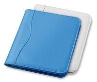 Ebony - koženkové portfolio na dokumenty, A5, výběr barev