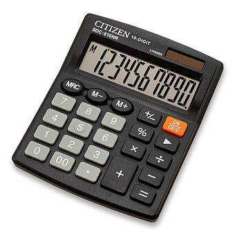 Obrázek produktu Kancelářský kalkulátor Citizen sDC-810NR