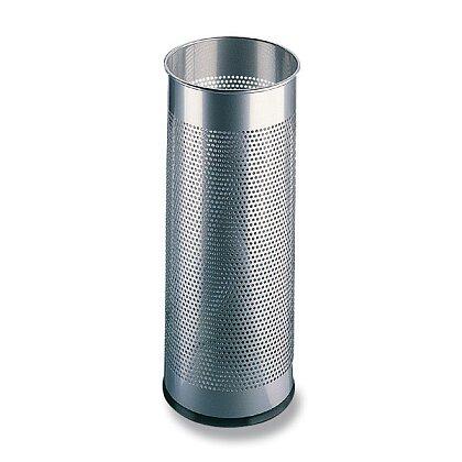 Obrázek produktu Durable - kovový stojan na deštníky - stříbrný