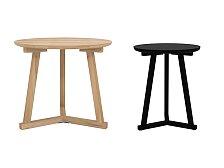 Odkládací stolek Ethnicraft Tripod Side Table