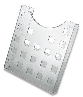 Obrázek produktu Prezentační odkladač Helit Tranzit - transparentní