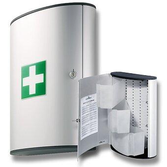 Obrázek produktu Lékárnička Durable First Aid Box - 400 × 302 × 118 mm, bez náplně
