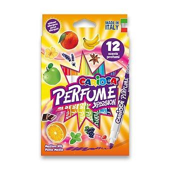 Obrázek produktu Dětské fixy Carioca Parfume Xplosion - 12 barev