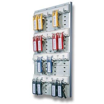 Obrázek produktu Držák na jmenovky Durable Key Board - výška 40 cm