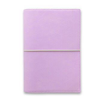Obrázek produktu Osobní diář Filofax Domino Soft A6 - pastelově fialová