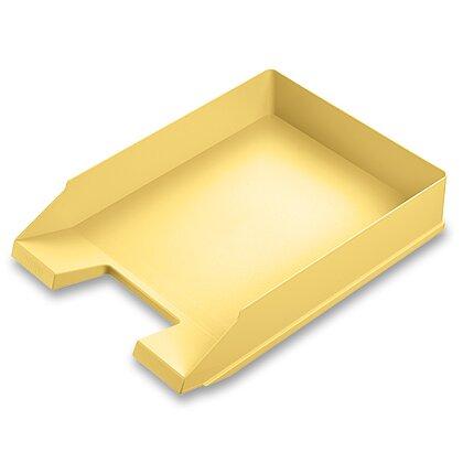 Obrázek produktu Helit Economy - kancelářský odkladač - světle žlutý