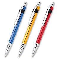 Rufus - kovová kuličková tužka, výběr barev