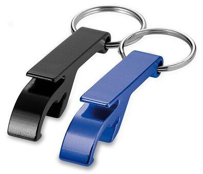 Obrázek produktu Otvírák lahví s přívěškem na klíče, výběr barev