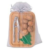 Vánoční sada s ořechy