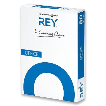 Obrázek produktu Rey Office Document - xerografický papír - A4, 80 g, 5×500 listů