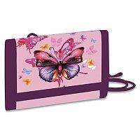 Peněženka Motýl