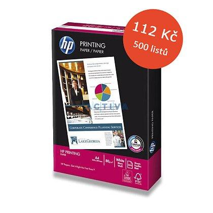 Obrázek produktu HP Printing Paper - xerografický papír - A4, 5×500 listů