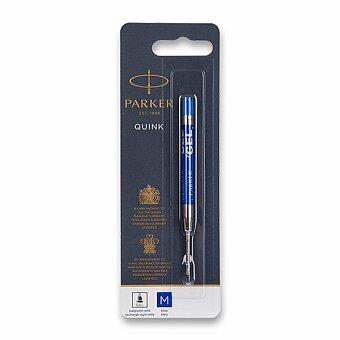 Obrázek produktu Gelová náplň Parker do kuličkové tužky - M, výběr barev