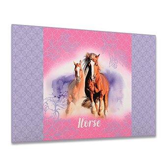 Obrázek produktu Podložka na stůl - Kůň, 60 x 40 cm