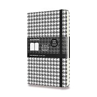 Zápisník Moleskine Blend 21 Wide Pattern - tvrdé desky