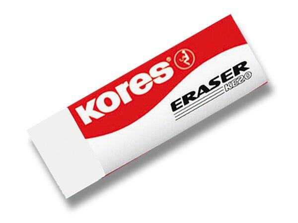 Pryž Kores Eraser 20 na tužku