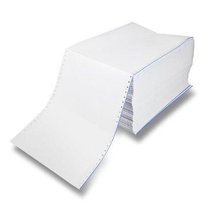 """Obrázek produktu Tabelační papír - 23 cmx 12/6"""" 1+1 BP,1000 l."""