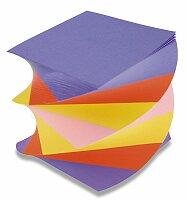 Poznámkový bloček barevná vrtule