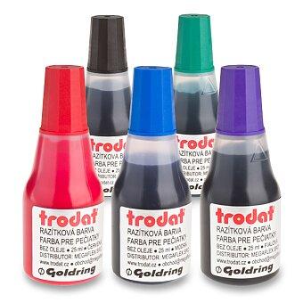 Obrázek produktu Razítkovací barva Trodat - 25 ml, výběr barev