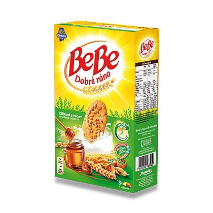 Product image Opavia BeBe - nuts and honey biscuits