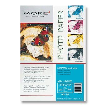 Obrázek produktu Fotopapír Armor More Inspiration - A4, 145 g, 20 listů, lesklý
