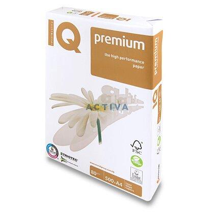 Obrázok produktu IQ Premium Triotec - xerografický papier - A4, 80 g, 5 × 500 listov