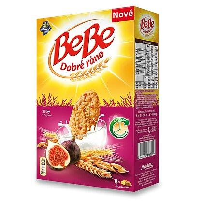 Obrázek produktu Opavia BeBe - sušenky - fíky a vláknina, 8 x 50 g