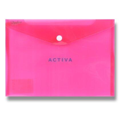 Obrázek produktu PP Envelope - spisovka s drukem A5 - červená, 5 ks
