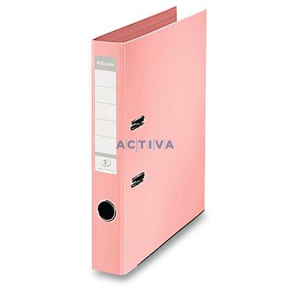 Obrázek produktu Esselte No. 1 Power Solea - pákový pořadač - 50 mm, broskvový