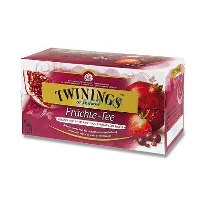 Obrázek produktu Twinings - ovocný čaj - Früchte Tea, 25 x 2 g