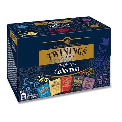 Obrázek produktu Twinings - černý čaj - Classic Collection, 4 × 5 druhů