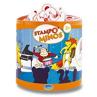 Razítka Aladine Stampo Minos - Zvířecí kapela