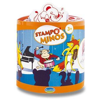Obrázek produktu Razítka Aladine Stampo Minos - Zvířecí kapela