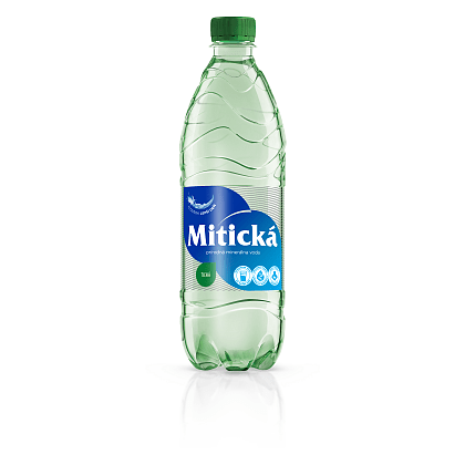 Obrázok produktu Mitická - minerálna voda - 12 x 0,5 l, tichá
