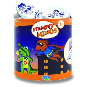 Obrázek produktu Razítka Aladine Stampo Minos - Superhrdinové