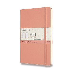 Zápisník Moleskine ArtBullet - tvrdé desky
