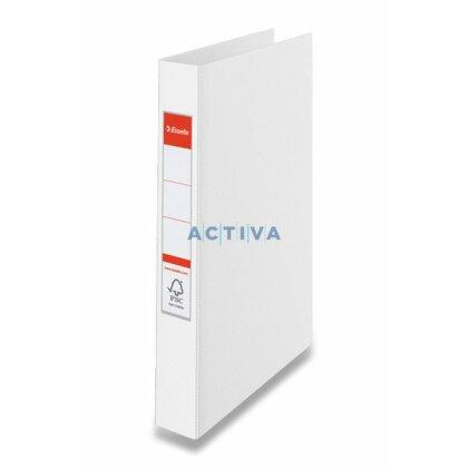 Obrázek produktu Esselte Vivida - 4-kroužkový pořadač - A4, 42 mm, bílý