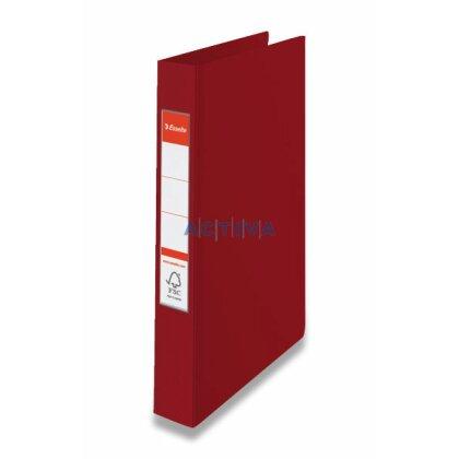 Obrázek produktu Esselte Vivida - 2-kroužkový pořadač - A4, 42 mm, bordeaux