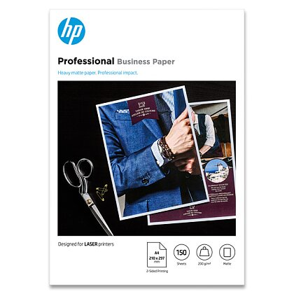 Obrázek produktu HP Laser Photo Paper - matný foto papír - A4, 200 g, 150 listů