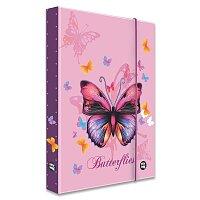 Box na sešity Motýl
