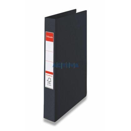 Obrázek produktu Esselte Vivida - 2kroužkový pořadač - A4, 42 mm, černý