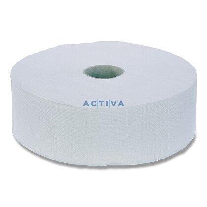 Obrázek produktu Jumbo - toaletní papír - 1vrstvý, průměr 28 cm, 300 m