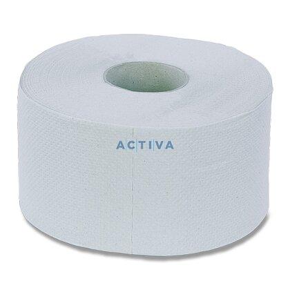 Obrázek produktu Jumbo - toaletní papír - 1vrstvý, průměr 19 cm, 150 m