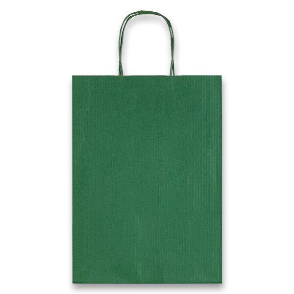 Dárková taška Allegra zelená, M