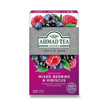 Obrázek produktu Ovocný čaj Ahmad Tea Lesní plody - 20 sáčků