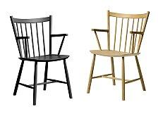 Židle s područkami Hay J42
