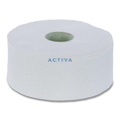 Obrázek produktu Jumbo - toaletní papír - 1vrstvý, průměr 23 cm, 215 m