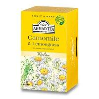 Bylinný čaj Ahmad Tea Heřmánek s citronovou trávou