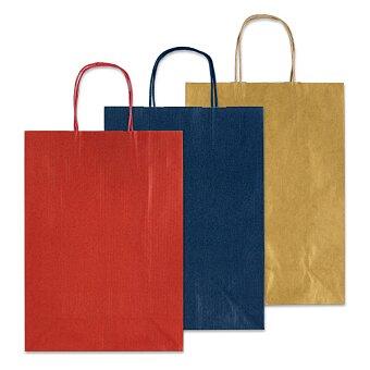 Obrázek produktu Dárková taška Allegra - 260 x 120 x 360 mm, velikost M